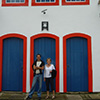 Madson & Alison Pentith in Paraty (England)