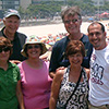 Madson, Walter Lueder, his wife and friends (USA)